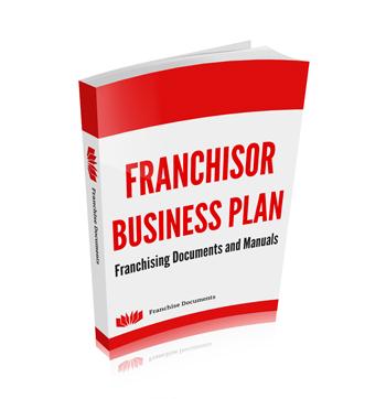 Franchisor Business Plan Sample Franchise Documents Online